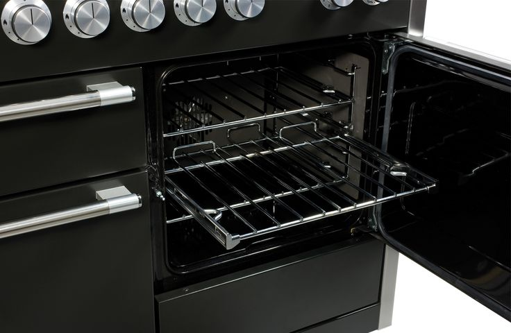 Tough and durable, yet completely flexible, all Mercury ovens are equipped with heavy duty stainless steel shelves including a telescopic shelf, runners and wire work.