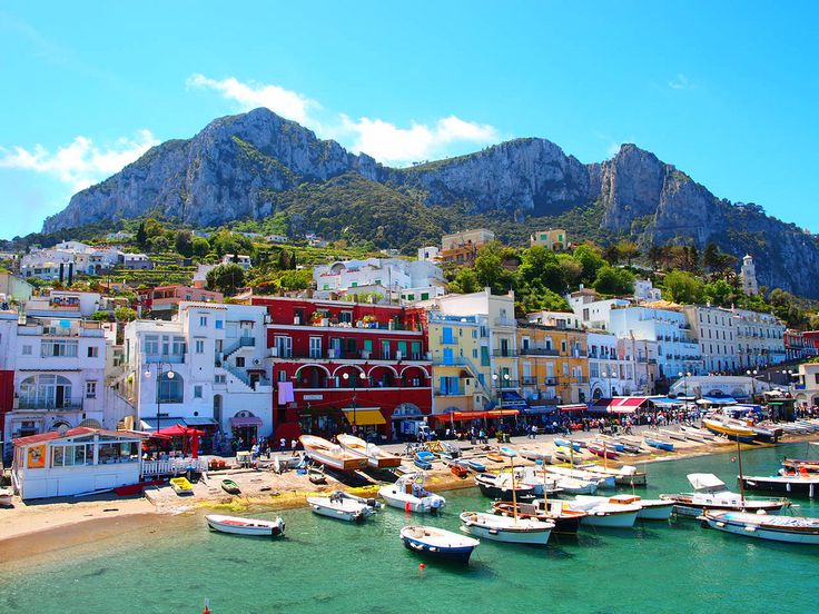 Why Capri, Italy Needs To Be On Your Bucket List - Hardly Home