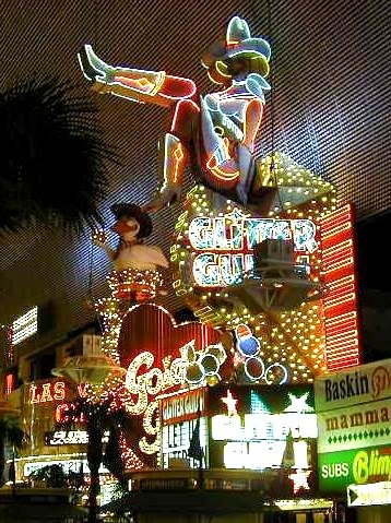 Freemont Street - Las Vegas, NV