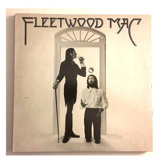 VINYL: Fleetwood Mac Self-Ttiled from 1975 by RockPopAtoZ on Etsy