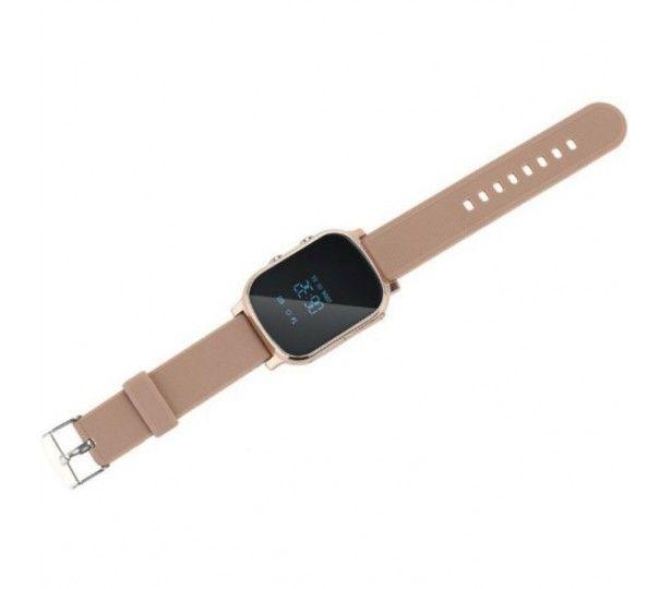 Умные часы с GPS трекером Smart Baby Watch T58 (Золотой)