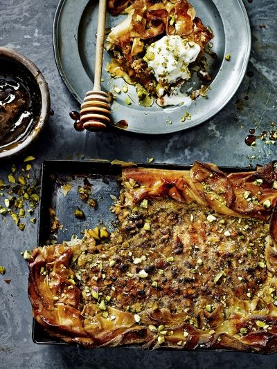 Baklava Pie | Jamie Oliver