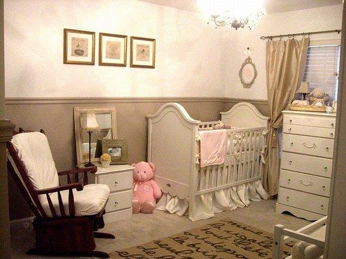 16 best images about chambre b b on pinterest baroque taupe and bebe - Chambre beige taupe ...