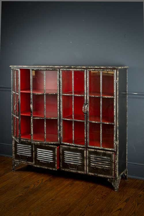 17 Best images about Red bookcases on Pinterest : Jordans, Particle board and Boy rooms