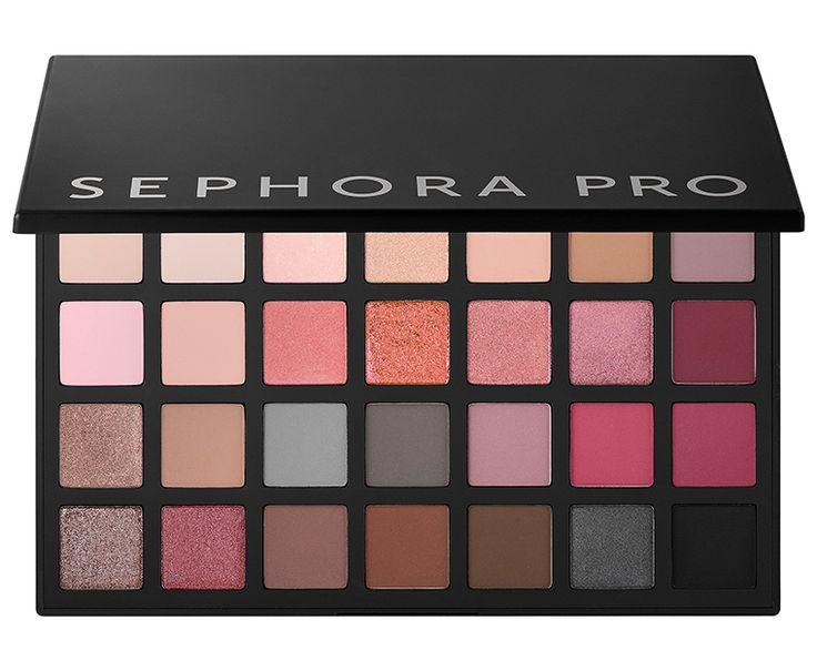 Sephora PRO Cool Eyeshadow Palette Fall 2017