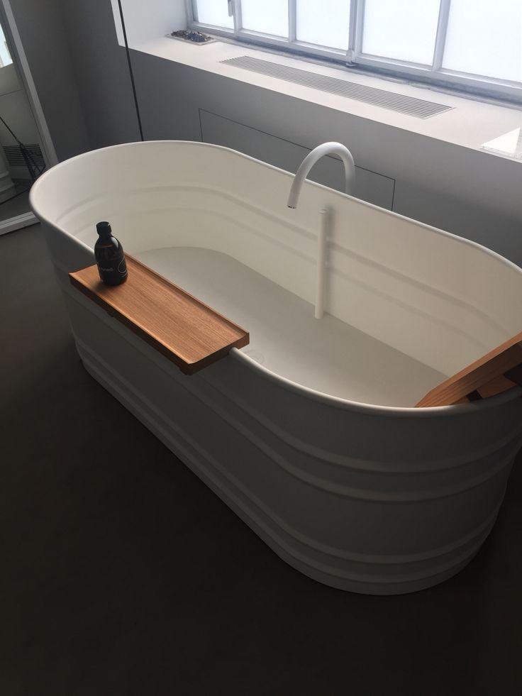 11 Best Ideas About Outdoor Bathtub On Pinterest Soaking Tubs Stock Tank And Modern Bathtub
