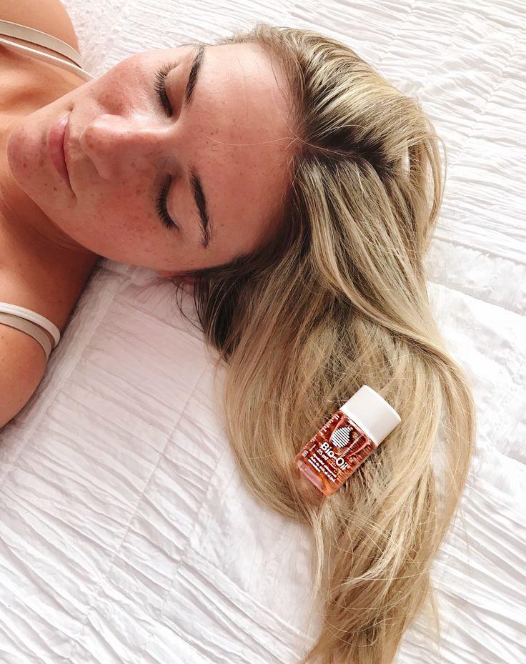 BioOil + Hair Care Dry, brittle, damaged hair? Seal split