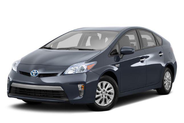 2016 Toyota Prius Plug in Hybrid