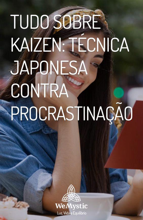 kaizen: Você acha possível realizar parte de uma tarefa por um minuto todos os dias? Saiba tudo sobre a técnica japonesa Kaizen.