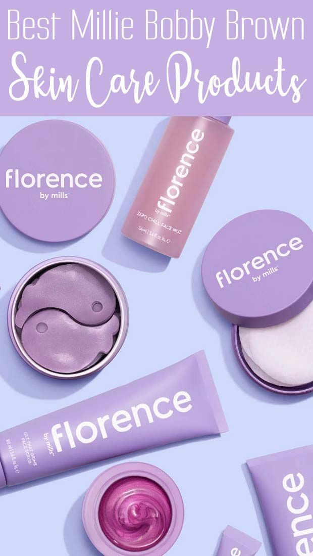 Millie Bobby Brown Makeup Brand In 2020 Millie Bobby Brown Bobby Brown Skin Care Range