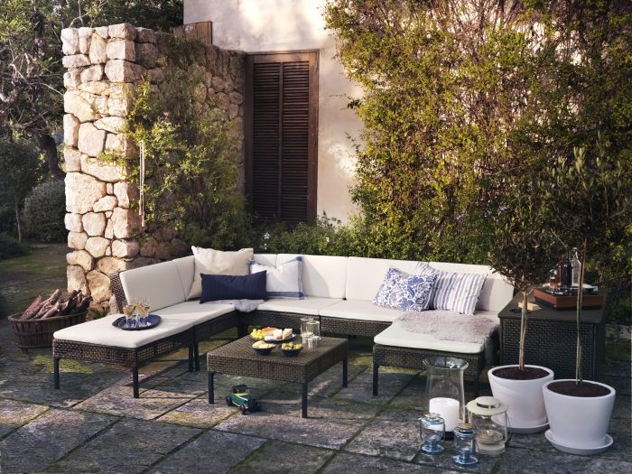 the ammer outdoor seating is perfect for warm summer evenings relaxing with friends