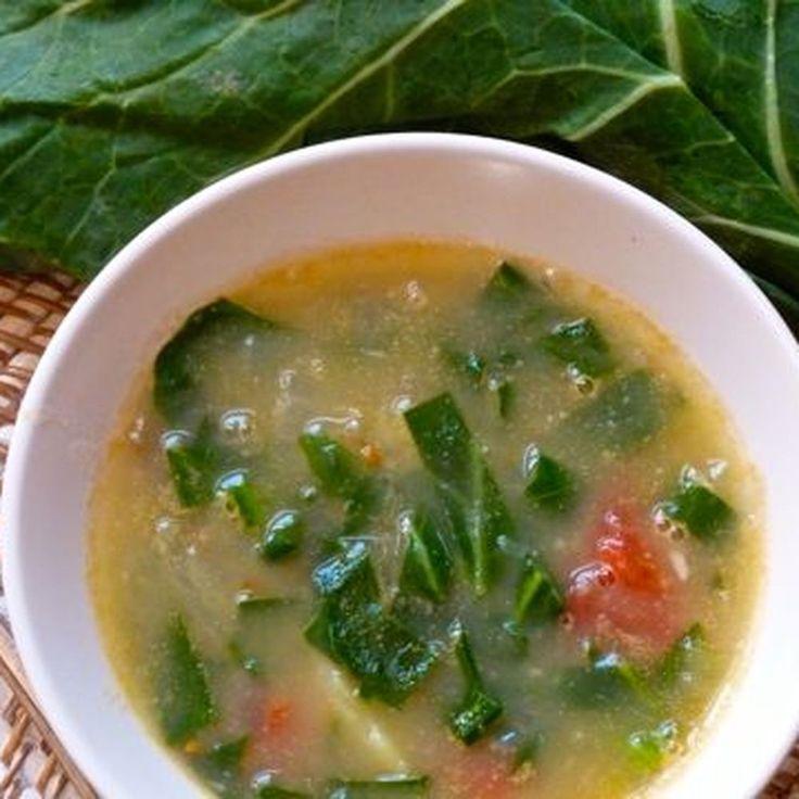 Vegetarian Caldo Verde Recipe on Food52 recipe on Food52