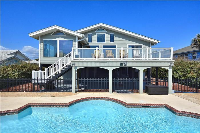 Grand Opulence (Elliott Beach Rentals) Location: Ocean Front Beds: 7 Baths: 6 Sleeps: 24