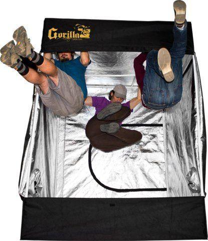 Best Grow Tent - Gorilla Grow Tent LITE GGT225