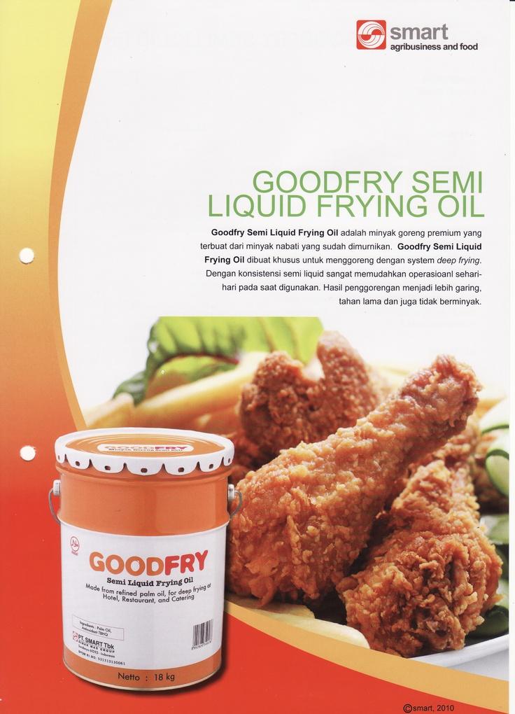 Goodfry Semi Liquid Frying Oil
