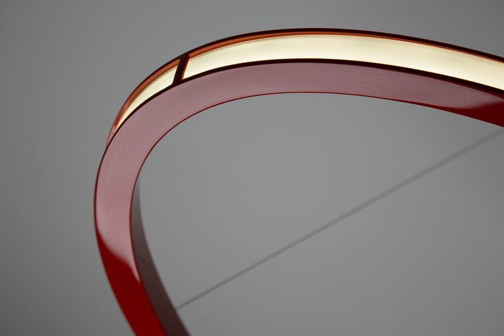 Oleant Eclipse | #lighting  |  Love Design  Out 150 Ruby Red