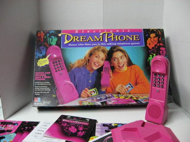 Dream Phone   45 Awesome Toys Every '90s Girl Wanted For Christmas