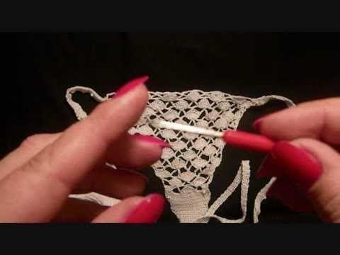 häkeln Tanga / crochet