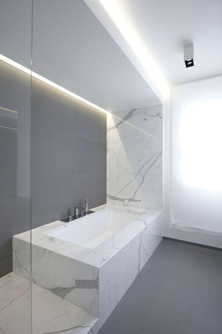 Oltre 1000 idee su luce da bagno su pinterest - Luce per bagno ...