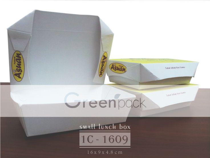 Jasa Pembuatan Box Makanan Food Grade, Gambar di atas merupakan Box Makanan Nasi Campur Asuan menggunakan Box Makanan Greenpack. Info Pembuatan dapat mengunjungi link berikut ini : www.greenpack.co.id/