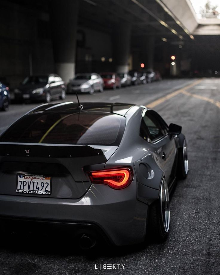 """2,483 Likes, 11 Comments – Rocket Bunny FRS (@its_cris_duude) on Instagram: """"Always moving forward : @bazaluis ————————————…"""