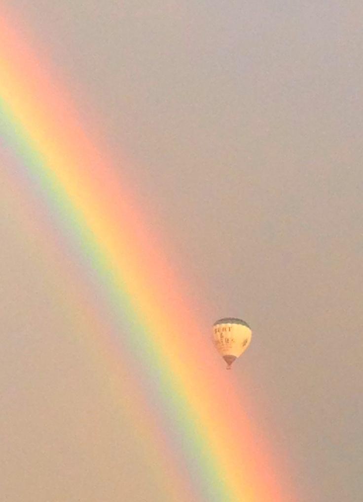 Unbelievable rainbow!!!