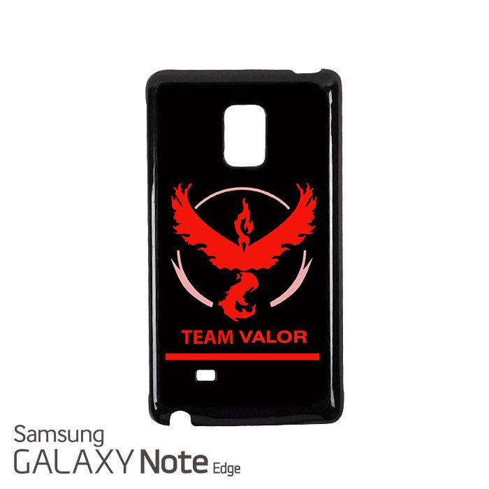 Team Valor Pokemon GO Samsung Galaxy Note EDGE Case Cover