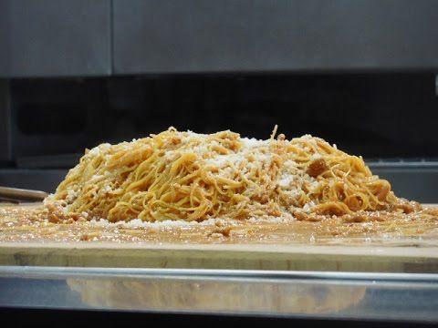 Ricetta Spaghetti al Sugo di Carne - Regione Marche a Bit2017 @MarcheTou...