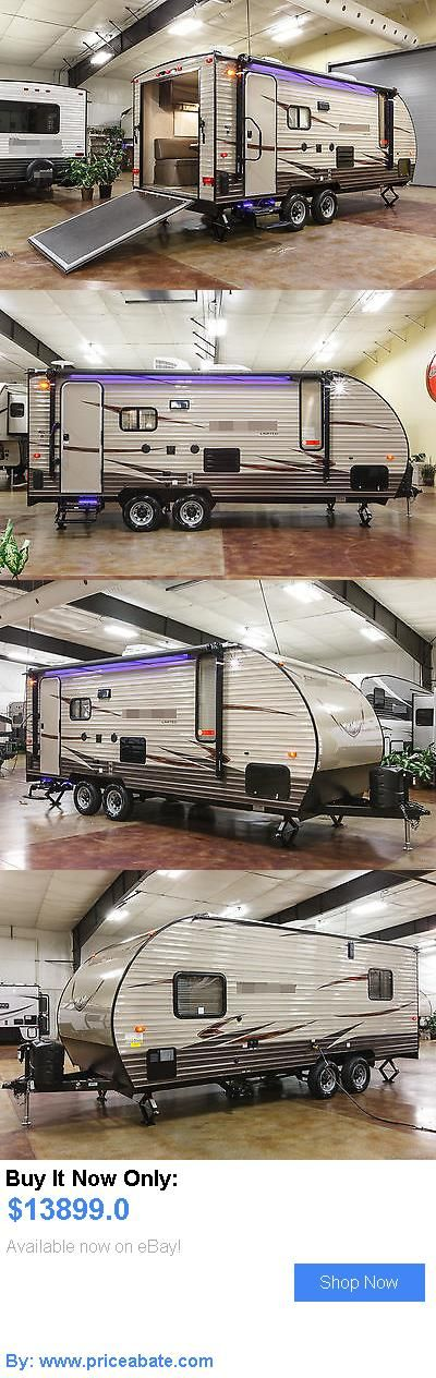 rvs: New 2017 19Rr Limited Lite Lightweight Toy Hauler Travel Trailer Camper For Sale BUY IT NOW ONLY: $13899.0 #priceabatervs OR #priceabate