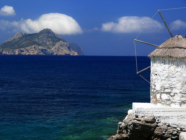 Cycladic scenery, Aegiali, Amorgos island, Cyclades, Greece | Flickr - Photo Sharing!
