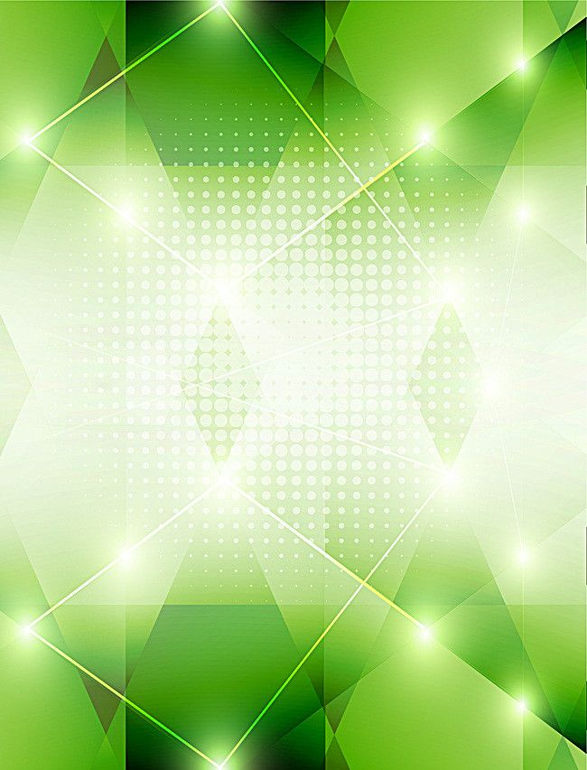 Commercial Green Gradient Geometric Background Green Gradient