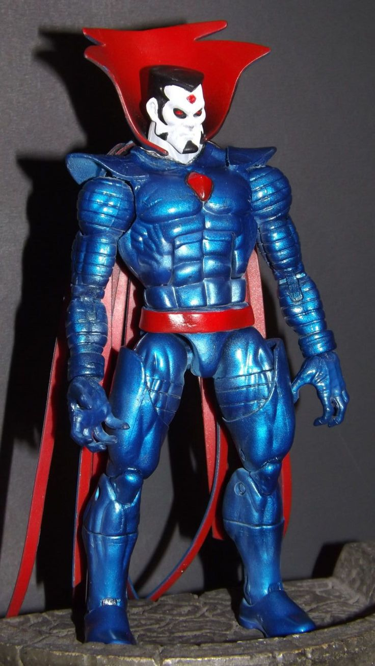Mr. Sinister (Marvel Legends) Custom Action Figure