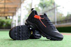 b6c9dcab72f Nike Mercurial Air Max Plus Tn TPU Triple Black Women s Men s Running Shoes  Sneakers