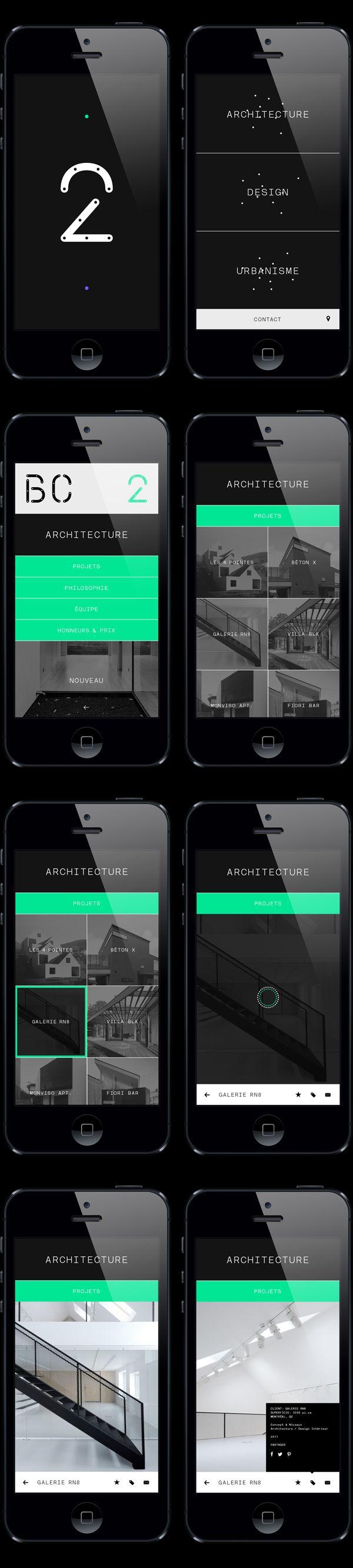 BC2 / ARCHITECTURE, DESIGN & URBAN DEV. by Emanuel Cohen, via Behance
