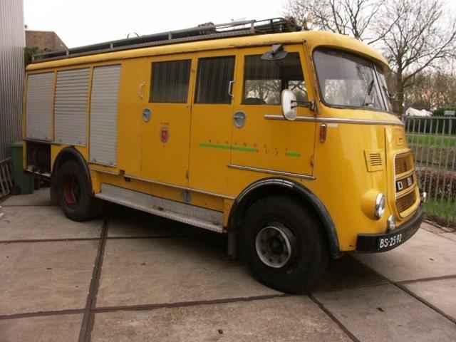 Daf A1300BA360 #yellow