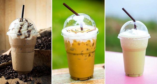 Como fazer 5 receitas deliciosas de frapuccino do Starbucks em casa - Bolsa de Mulher