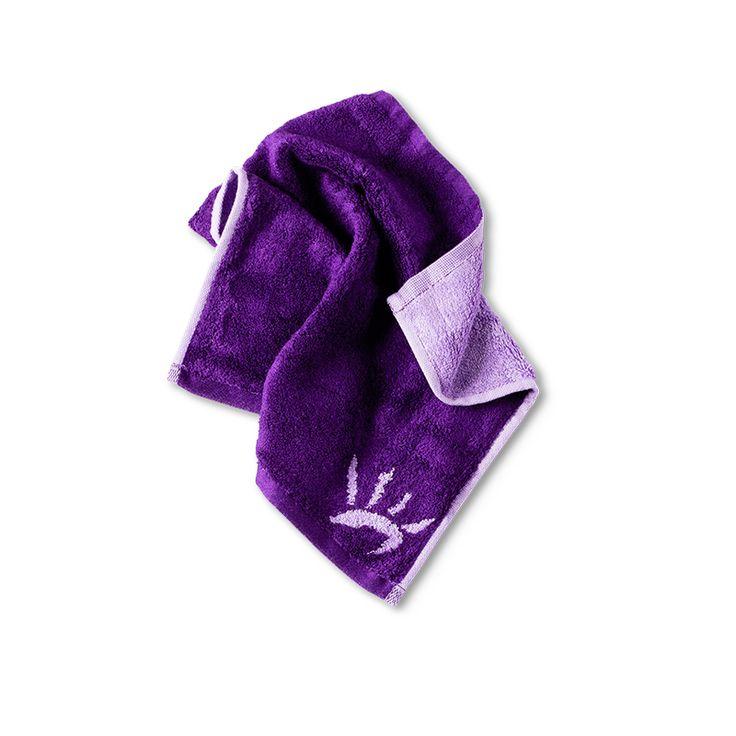 Bamboo Face Towel - Lilac: super soft bamboo fibre Face Towel. Beautifully made, highly absorbent Face Towel.