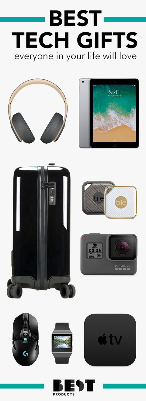 Need to Impress a Tech-Head? One of These Gifts is Sure to Do the Trick