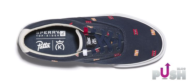 24 Kilates x Patta x Sperry Top-Sider  Neue Sneaker Collection