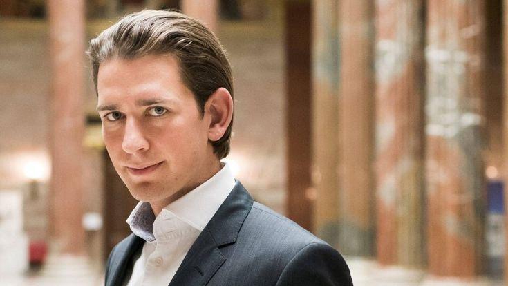 Sebastian Kurz, seit Ende 2013 Österreichs Außenminister. (imago/Eibner Europa)