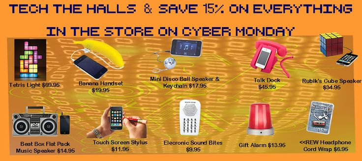 Today is Cyber Monday and everything in the store is discounted at Danna Bananas: http://www.dannabananas.com/