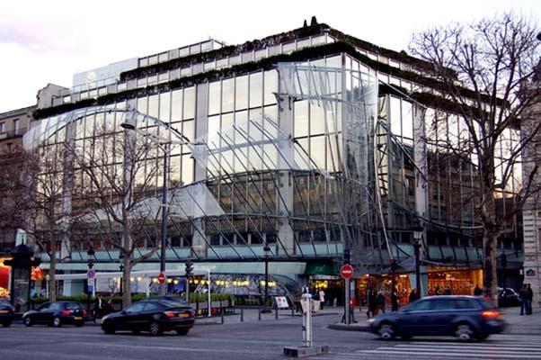 Restaurant Drugstore Champs Elys Ef Bf Bdes Paris