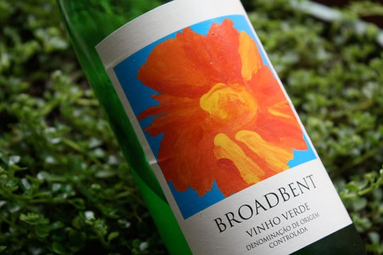 With spring and summer arriving, a Vinho Verde is the perfect wine