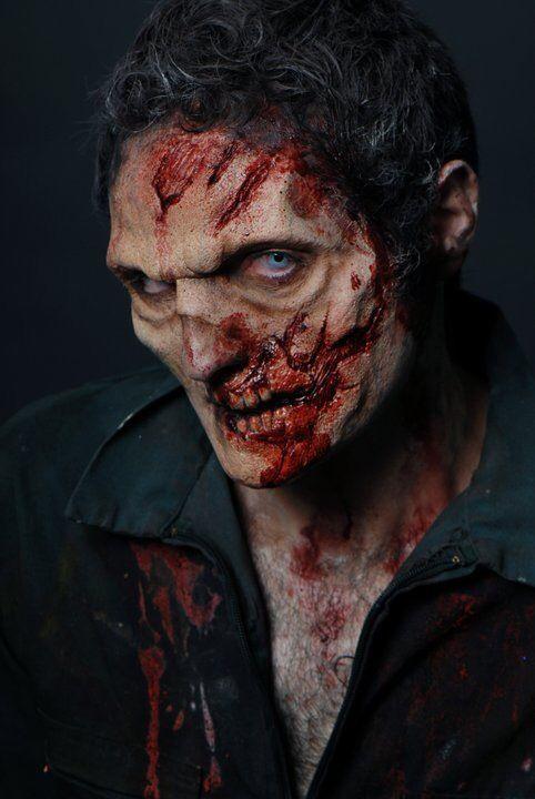 14 best FX images on Pinterest Make up looks, Makeup artistry and - maquillaje de vampiro hombre