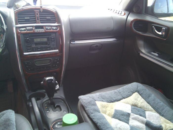 Hyundai Santa Fe 2003 Model acil satılık sahibinden hyundai santa fe