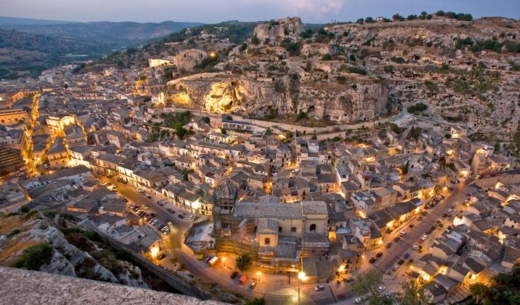 Scicli (Ragusa), Sicily – Most romantic cities in Italy -