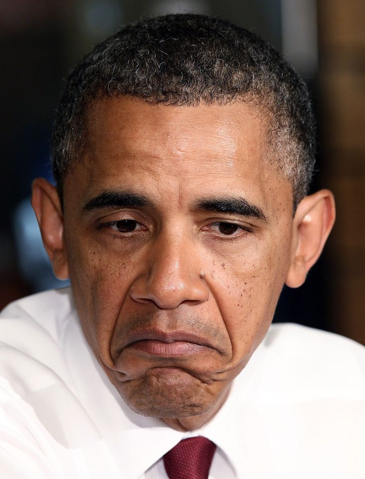 The 44 Greatest Barack Obama Facial Expressions