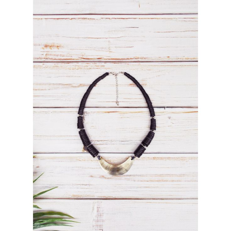 Necklace Oyster Moon <3