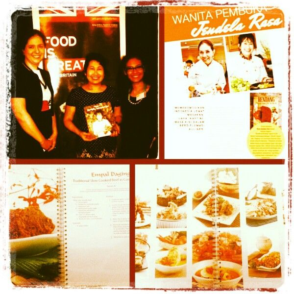 """#cookingbook """"Yayu Simply Indonesian"""" launched first in UK #indonesianfood"""