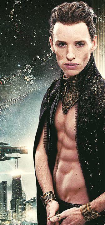 Eddie Redmayne as Balem Abrasax in Jupiter Ascending (2015)